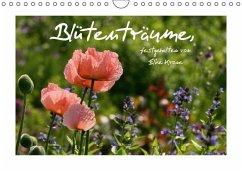 Blütenträume (Wandkalender immerwährend DIN A4 quer)