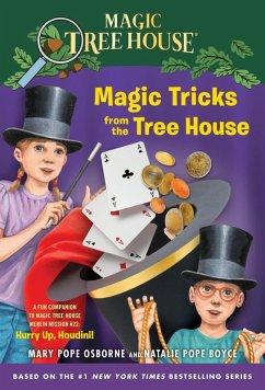 Magic Tricks from the Tree House (eBook, ePUB) - Osborne, Mary Pope; Boyce, Natalie Pope