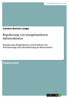 Regulierung von netzgebundenen Infrastrukturen (eBook, PDF)