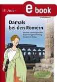 Damals bei den Römern (eBook, PDF)
