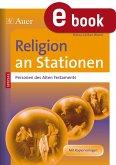 Religion an Stationen SPEZIAL Personen des AT (eBook, PDF)