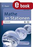 Mathe an Stationen SPEZIAL Stochastik 8-10 (eBook, PDF)