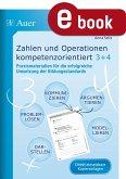 Zahlen und Operationen kompetenzorientiert 3+4 (eBook, PDF)