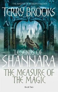The Measure Of The Magic (eBook, ePUB) - Brooks, Terry