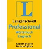 Langenscheidt Professional-Wörterbuch Englisch (Download für Mac)