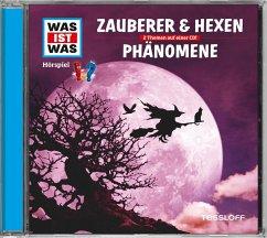 Zauberer & Hexen / Phänomene, Audio-CD