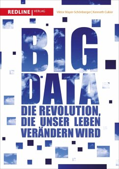 Big Data (eBook, PDF) - Mayer-Schönberger, Viktor; Mayer-Schönberger, Viktor; Cukier