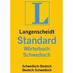 Langenscheidt Standard-Wörterbuch Schwedisch (Download für Windows)