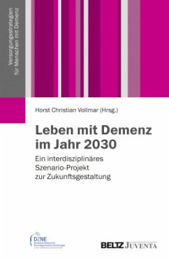 Leben mit Demenz im Jahr 2030