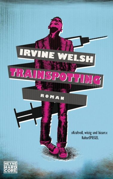 trainspotting a novel by irvine welsh Trainspotting is the novel that first launched irvine welsh's spectacular career—an authentic, unrelenting, and strangely exhilarating episodic group portrait of blasted livesit accomplished for its own time and place what hubert selby, jr's las.