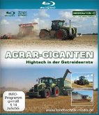 Agrar-Giganten - Hightech in der Getreideernte