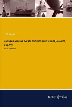 YANMAR MARINE DIESEL ENGINES 4JHE, 4JH-TE, 4JH-HTE, 4JH-DTE