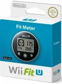 Wii Fit U Meter schwarz