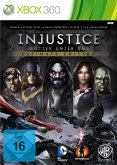 Injustice: Götter unter uns - Ultimate Edition (Xbox 360)