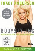 Tracy Anderson - Bodystyling: Stufe 1-3 (3 Discs)