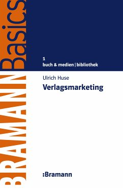 Verlagsmarketing (eBook, ePUB) - Huse, Ulrich
