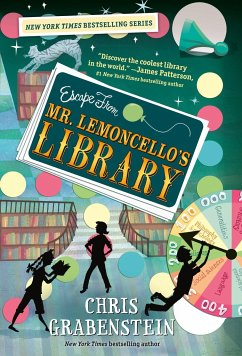 Escape from Mr. Lemoncello's Library - Grabenstein, Chris