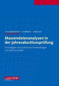 Massendatenanalysen in der Jahresabschlussprüfung - Goldshteyn, Michael; Gabriel, Alexandra; Thelen, Stefan