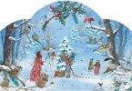 Die kleine Elfe feiert Weihnachten. Adventskalender