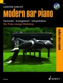 Modern Bar Piano, Klavier, m. Audio-CD
