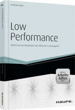 Low Performance - inkl. Arbeitshilfen online - Haller, Reinhold
