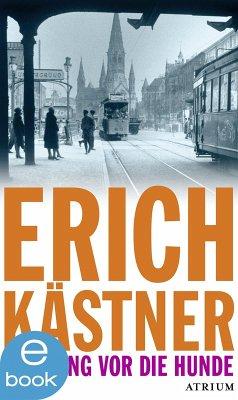 Der Gang vor die Hunde (eBook, ePUB) - Kästner, Erich