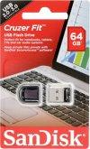 SanDisk Cruzer Fit 64GB USB Stick