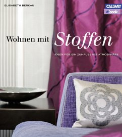 Wohnen mit Stoffen (eBook, PDF) - Berkau, Elisabeth