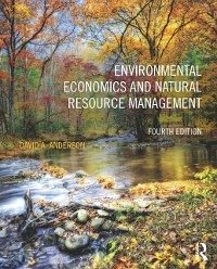 Natural Resource And Environmental Economics 4th Edition Pdf