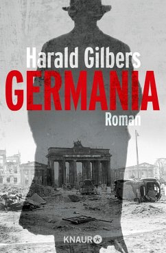 Germania / Kommissar Oppenheimer Bd.1 (eBook, ePUB) - Gilbers, Harald