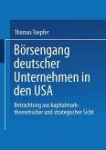 Börsengang deutscher Unternehmen in den USA