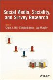 Social Media, Sociality, and Survey Research (eBook, PDF)