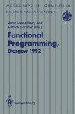 Functional Programming, Glasgow 1992