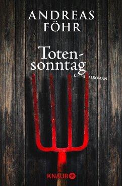 Totensonntag / Kreuthner und Wallner Bd.5 (eBook, ePUB) - Föhr, Andreas