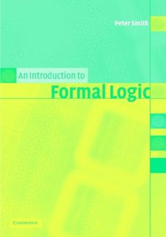 Introduction to Formal Logic (eBook, PDF) - Smith, Peter
