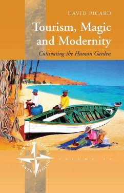 Tourism, Magic and Modernity (eBook, ePUB) - Picard, David