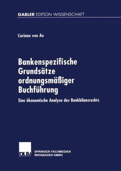 Bankenspezifische Grundsätze ordnungsmäßiger Buchführung