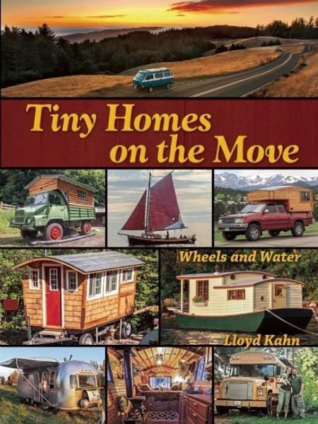 tiny homes on the move von lloyd kahn englisches buch. Black Bedroom Furniture Sets. Home Design Ideas