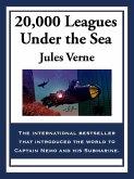 20,000 Leagues Under the Sea (eBook, ePUB)