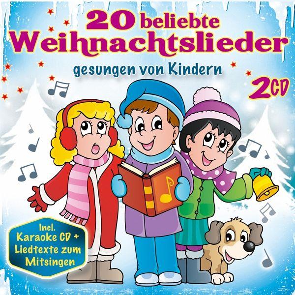 20 beliebte weihnachtslieder gesungen von kindern auf audio cd portofrei bei b. Black Bedroom Furniture Sets. Home Design Ideas