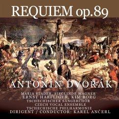 Requiem Op.89 - Dvorak,Antonin