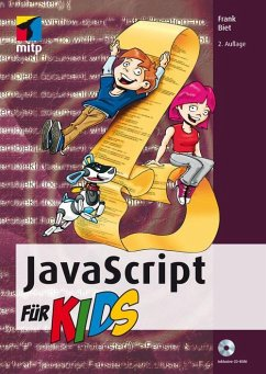 JavaScript für Kids (eBook, PDF)
