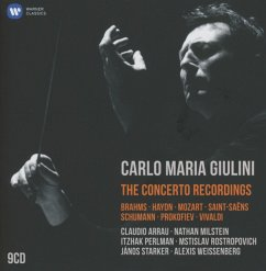 The Concerto Recordings - Giulini,Arrau/Parlman/Milstein
