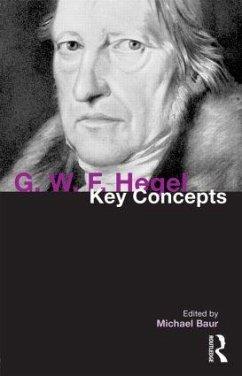 G. W. F. Hegel - Baur, Michael