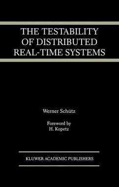 The Testability of Distributed Real-Time Systems