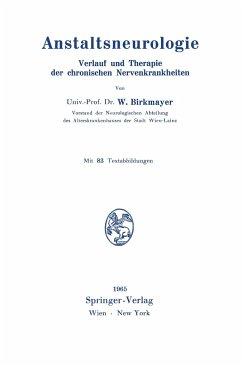 Anstaltsneurologie