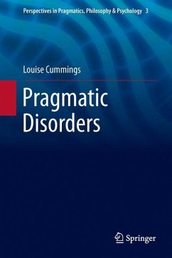 Pragmatic Disorders - Cummings, Louise