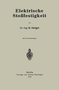 Elektrische Stoßfestigkeit - Strigel, R.