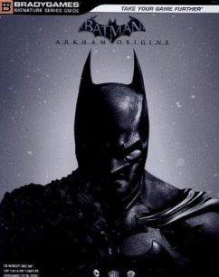 Batman: Arkham Origins  (Lösungsbuch)
