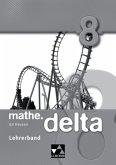 mathe.delta 8 Lehrerband Hessen (G9)